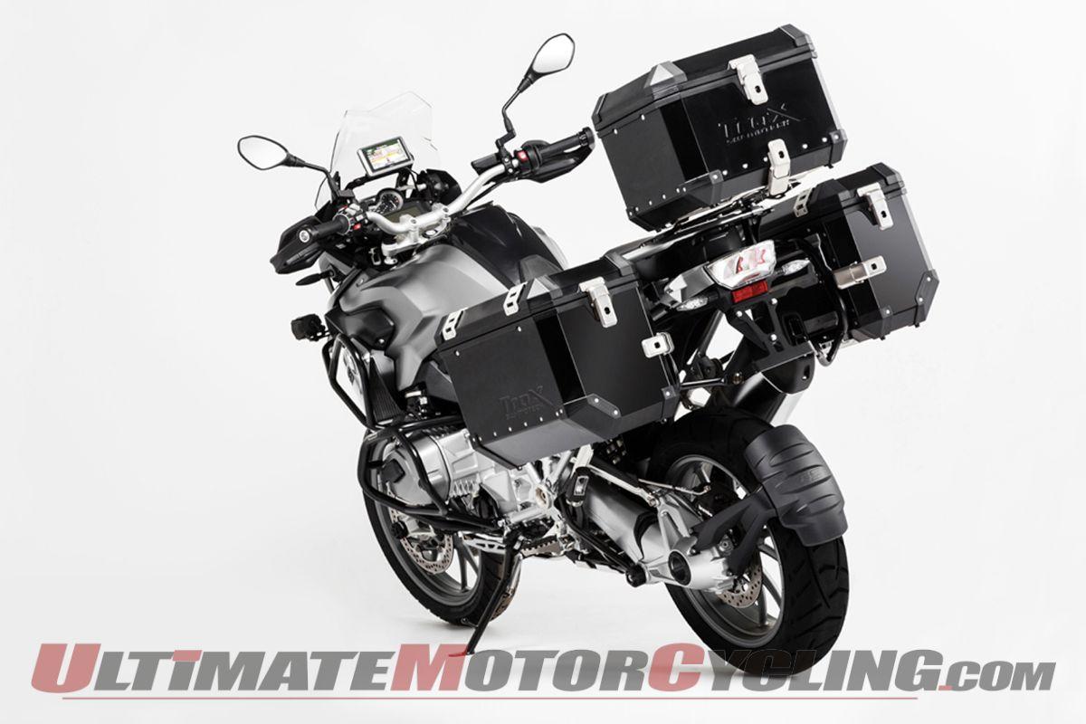 2013 BMW R1200GS SW-Motech Build
