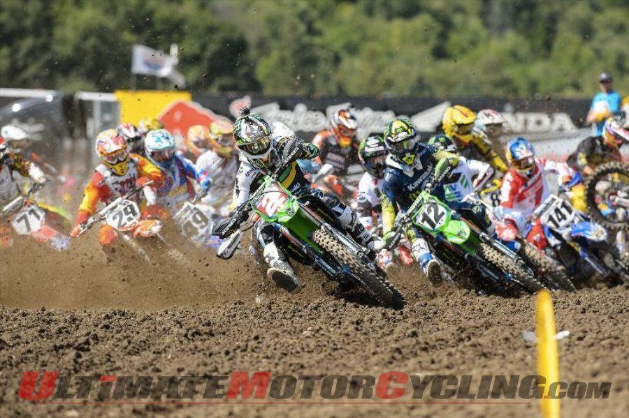 2013 Unadilla AMA Motocross | Results