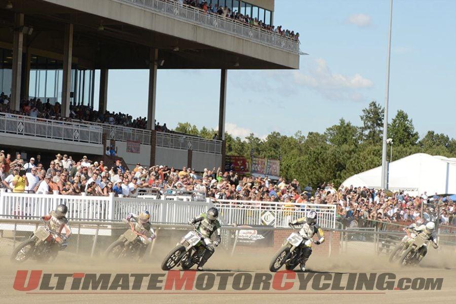 2013 Virginia Mega Mile AMA Pro Flat Track | Recap