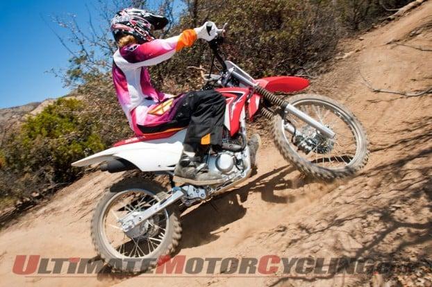 2014 Honda CRF125FB Big Wheel | First Ride Review
