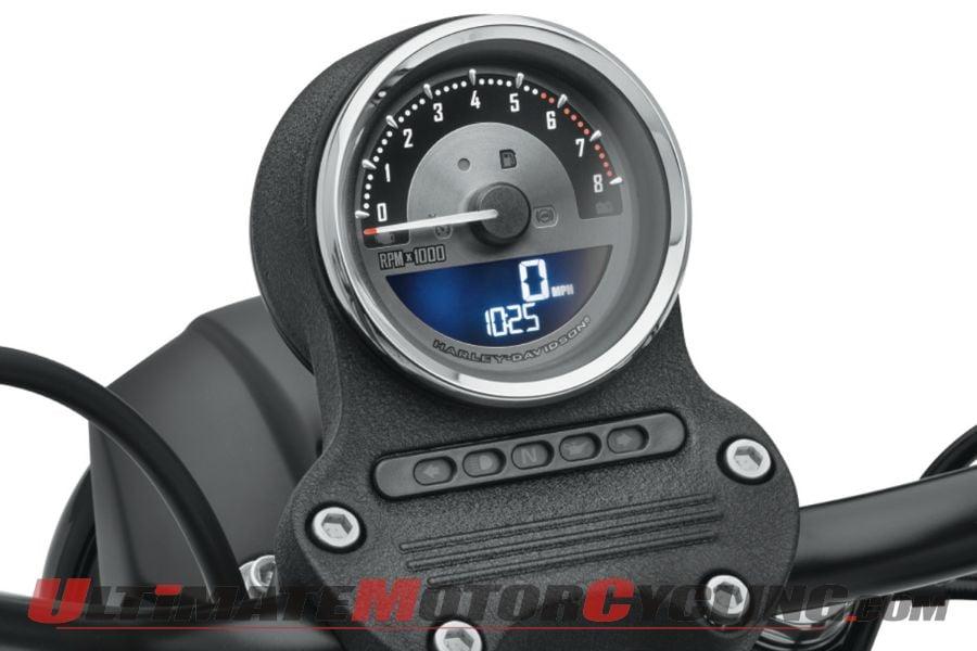 2014 Harley-Davidson Sportster | Digital Speedo/Tachometer