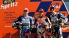 Misano MotoGP Front Row