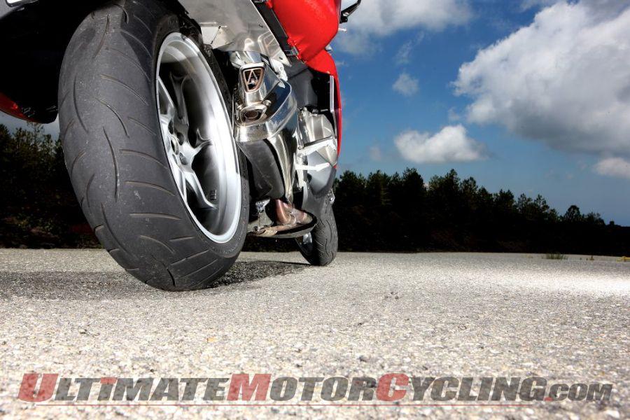 Metzeler Releases 190/55 ZR17 Roadtec Z8 For Large Sport Tourers