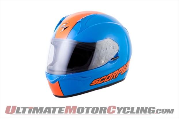 Scorpion Unveils New Fall Helmet Graphics