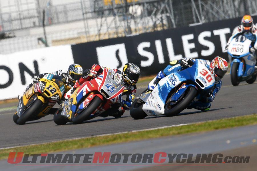 2013 Silverstone Moto2 | Results