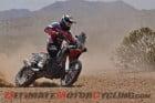 Team HRC Tests New Honda CRF450 Rally