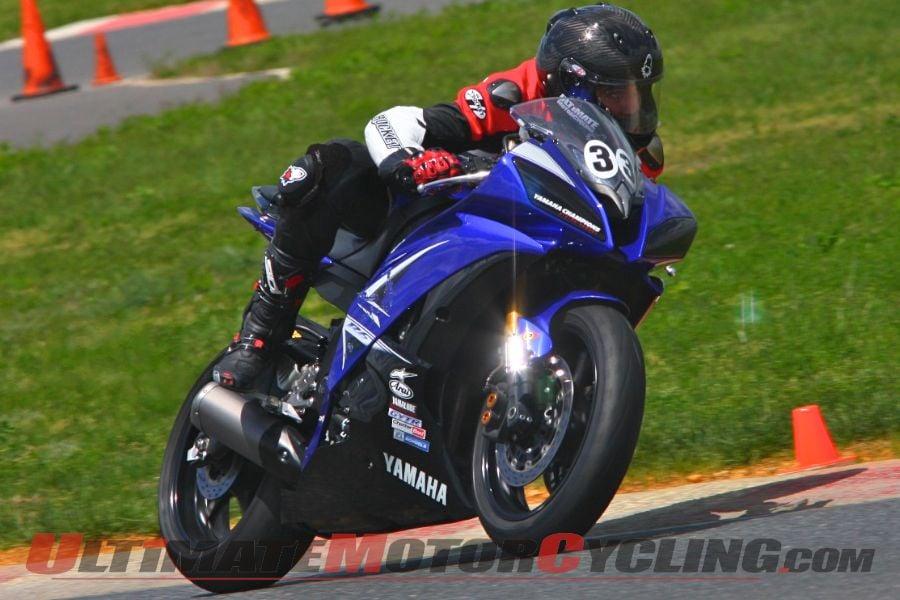 UMC's Online Editor at Yamaha Champions Riding School