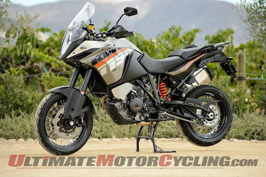 2014 KTM 1190 Adventure Euro Spec Riding Impression: The Battle ...
