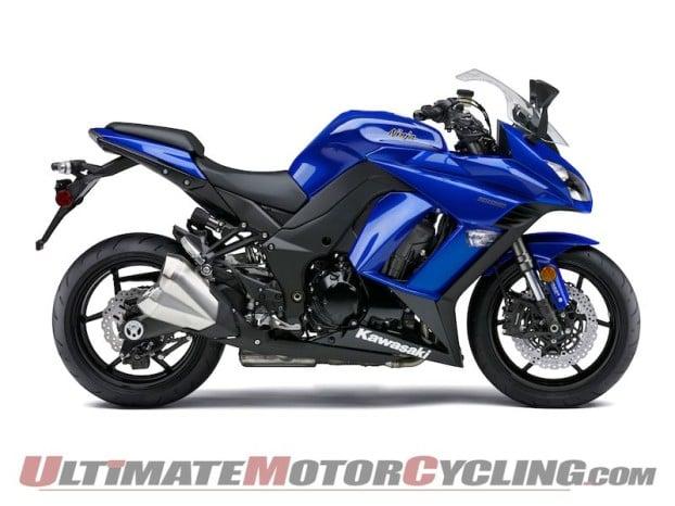 2014 Kawasaki Ninja 1000 ABS | First Look Review