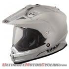 Fly-Trekker-Adventure-Helmet-Silver