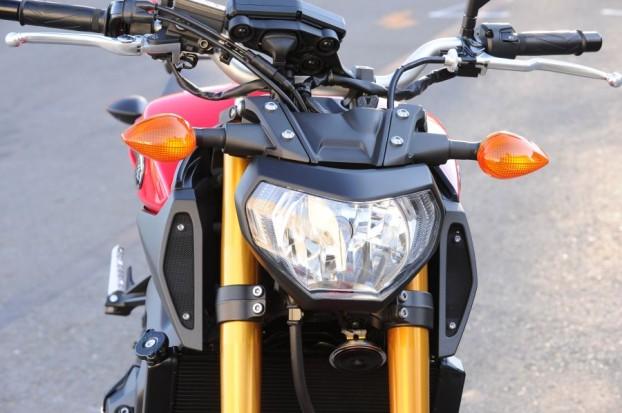 Yamaha FZ-09