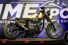 Hageman Motorcycles' Star Bolt, the winner of the Star Bolt Custom Build-off Challenge