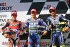2013 Phillip Island MotoGP front-row