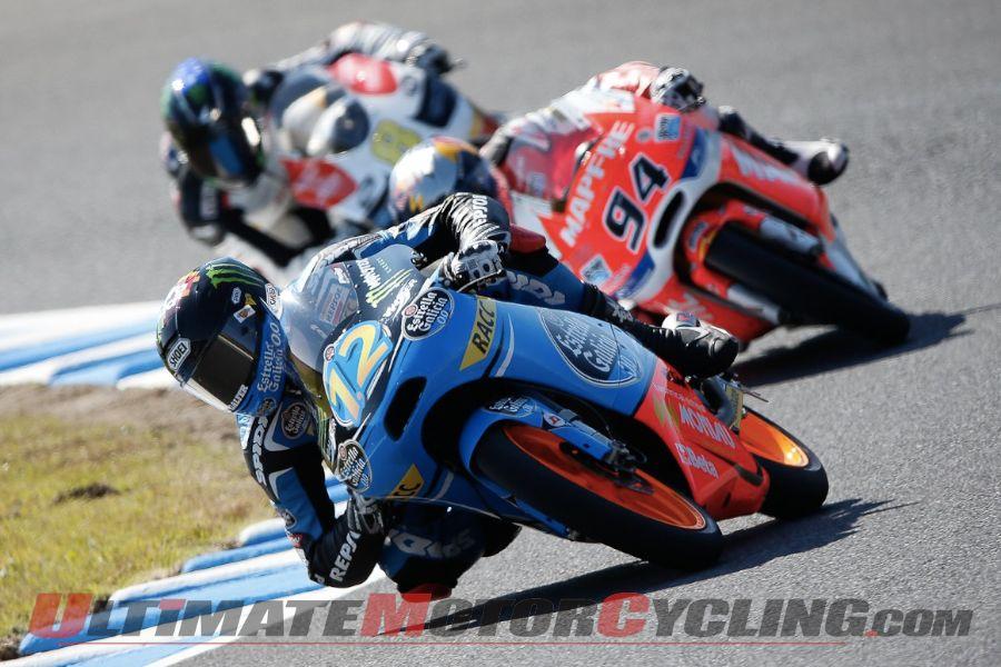 2013 Motegi Moto3 | Results