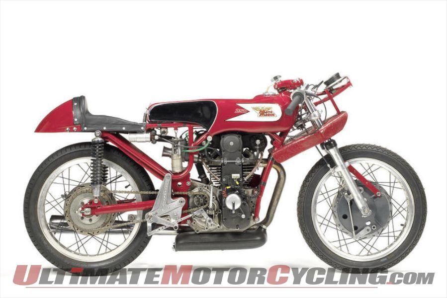1966 Norton Manx Tops Record Bonhams Motorcycle Auction