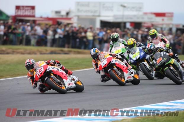 2013 Phillip Island MotoGP | Results