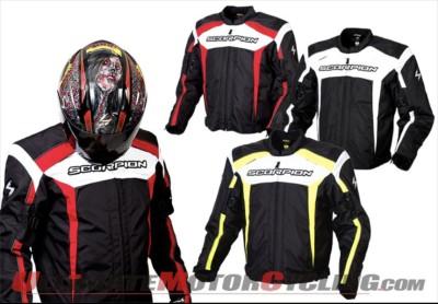 Scorpion Helix Waterproof Jacket