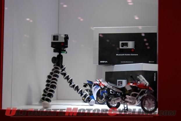 Sena Unveils 20S & Bluetooth Action Camera at AIMExpo