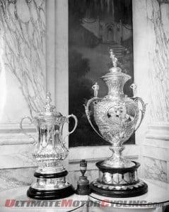 Senior TT Trophy to Prestigious Exhibition at Ascot