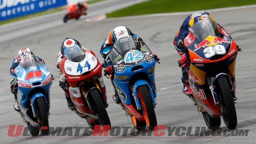 2013 Sepang Moto3 | Results