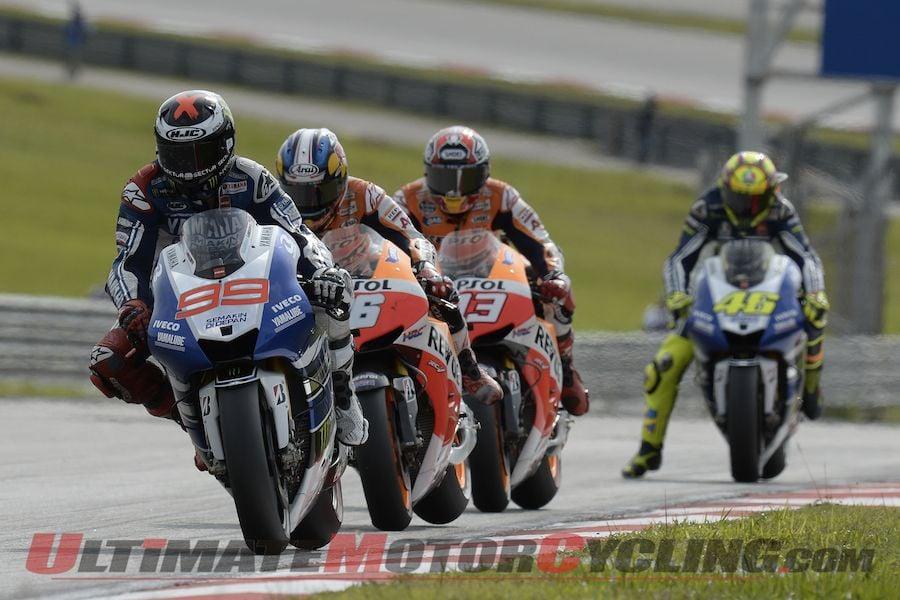 Sepang MotoGP 2013 | Results