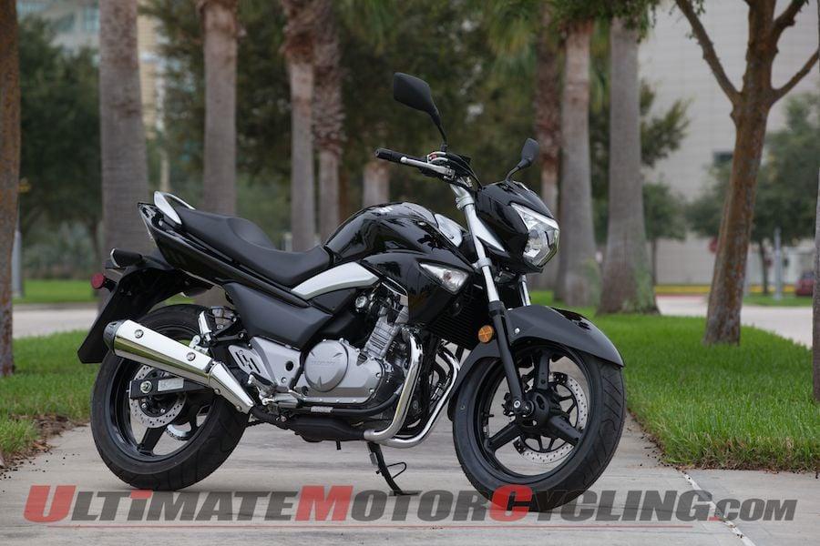 2013 Suzuki GW250 | Preview