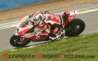 Ducati Alstare's Aryton Badovini