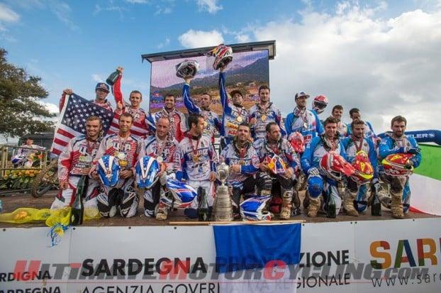 USA Earns 2nd at International Six Days Enduro | Recap