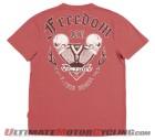 Victory Freedom Skulls T-shirt