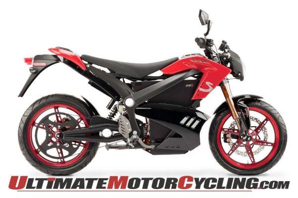 Zero Motorcycles Launches New Logo