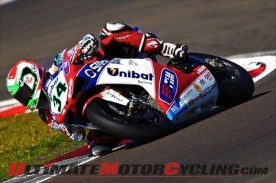 David Giugliano (2012 World Superbike, Althea Ducati)