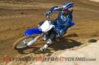 2014_Yamaha_YZ450F_ Test_Corner