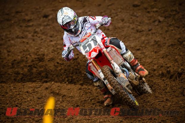 2013 Honda Racing - Washougal
