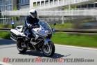 BMW F 800 GT Police