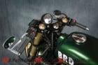 """""""British Racing Dream"""" Custom Triumph"""