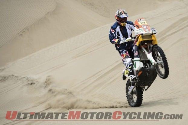 Kurt Caselli Passes in Baja 1000 Crash