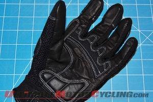 Castle Streetwear Sport Mesh Motorcycle Glove   Review