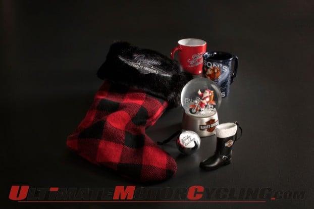 Harley-Davidson Holiday Gift Guide