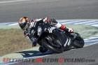 Kawasaki Racing's Loris Baz
