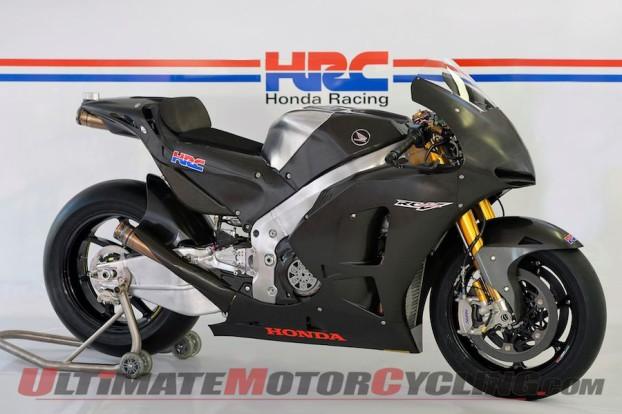 MotoGP | Honda RCV1000R Prototype Unveiled