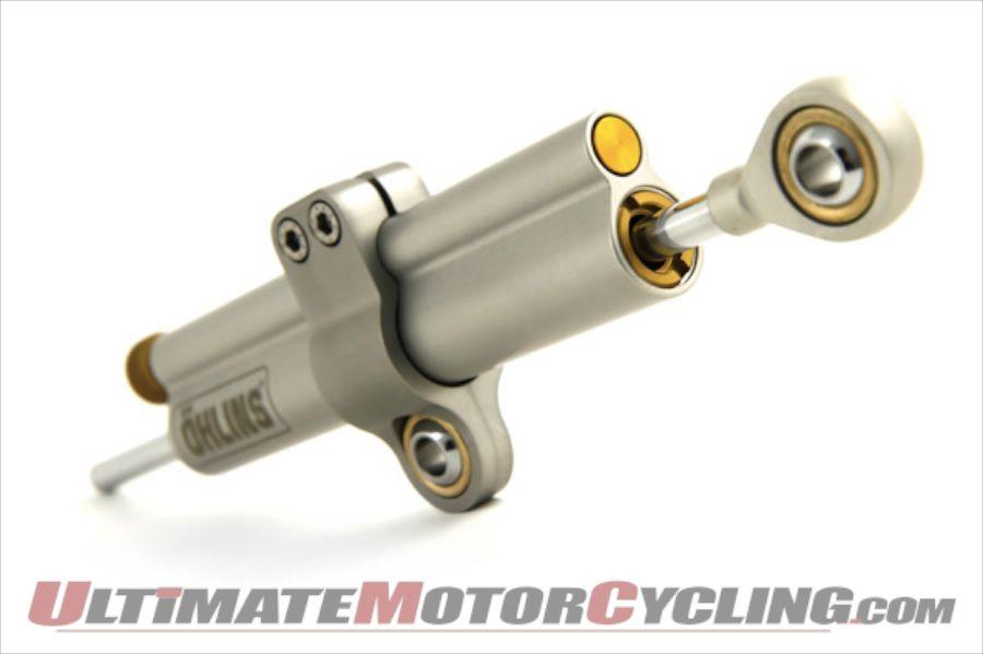 Öhlins Aftermarket Steering-Damper Bracket Safety Recall Expanded