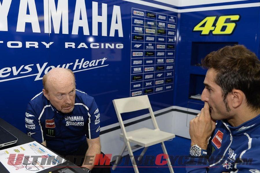 Valentino Rossi's New Crew Chief Silvano Galbusera