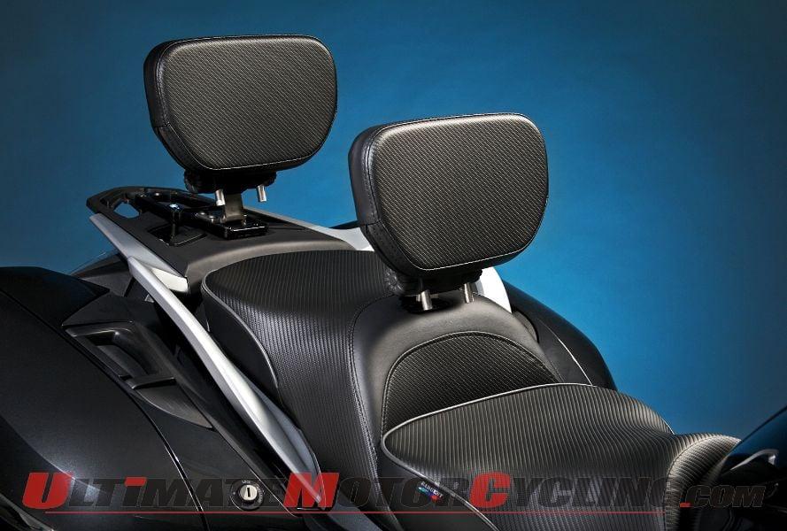 Bmw K1600gt Gtl Sargent Heated Seats Amp Backrests