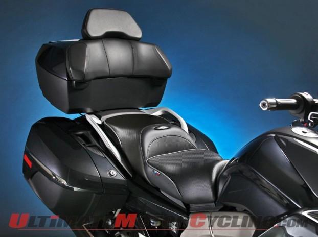 BMW K1600GT / GTL | Sargent Heated Seats & Backrests