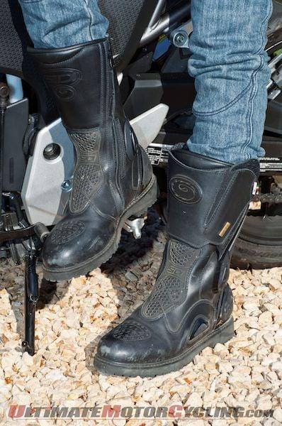 Sidi Armada Gore Tex Motorcycle Boot | Review
