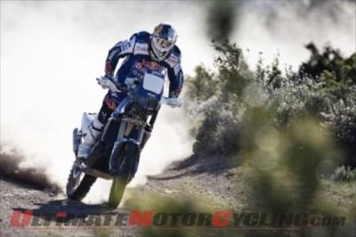 Yamaha's Cyril Despres