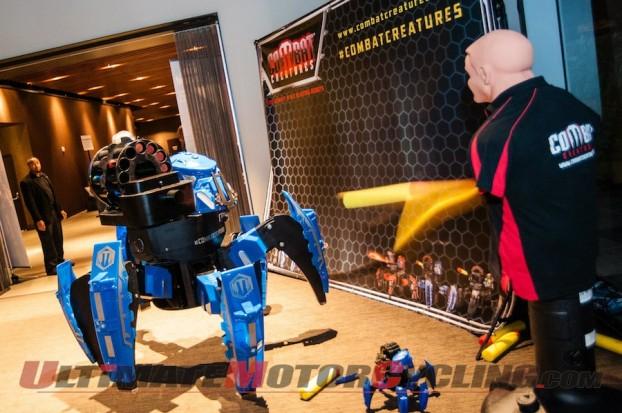 Fighting-Robot