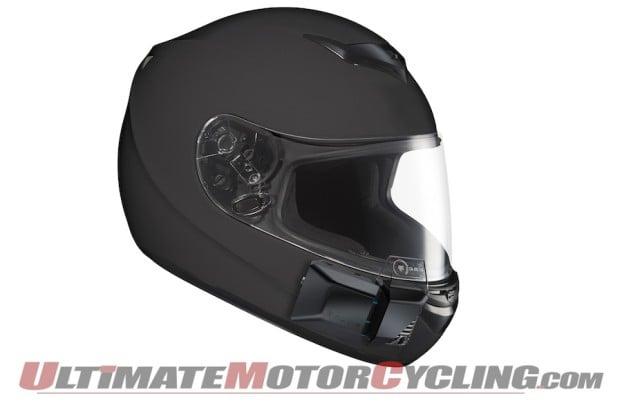 NUVIZ_RideHUD_Mounted_On_Helmet