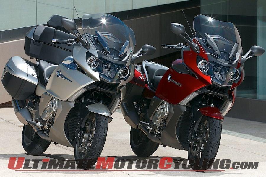 2012 BMW K1600 GT/GTL Motorcycle Recall