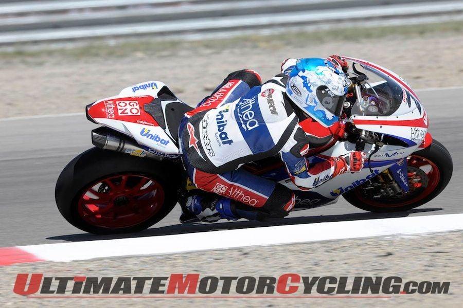 2014 World Superbike | Team Althea Racing and Ducati Reunite